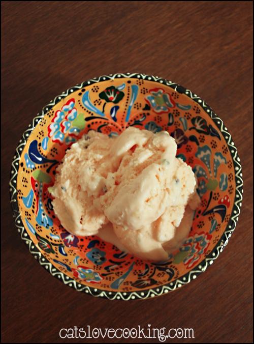 Turkish Delight Ice Cream Cake