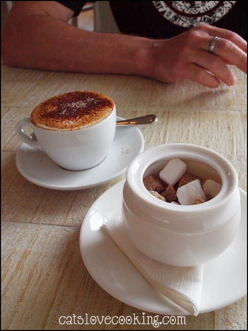 Marmalade Cafe Menu Santa Monica