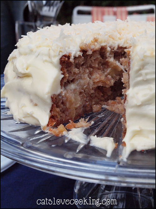 Hummingbird Cake Aka The Best Cake Ever Cats Love